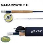 Known for high-end gear, Orvis offers excellent entry-level fishing combo
