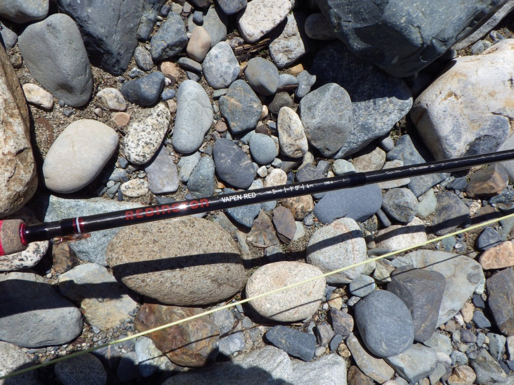 Redington Vapen fly rod
