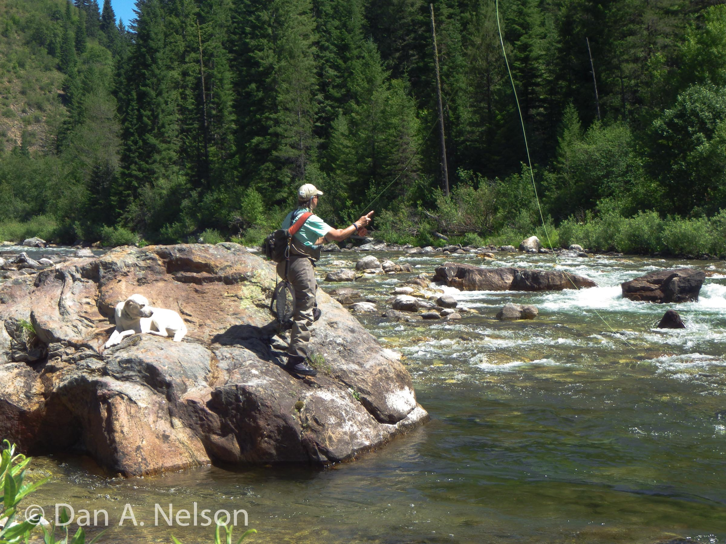Adventures northwest hiking fly fishing travel and for Backpacking fishing kit